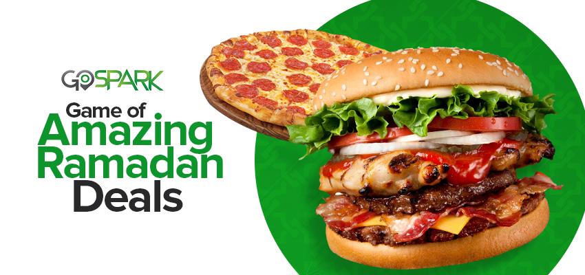 Amazing Ramadan Deal-GoSpark