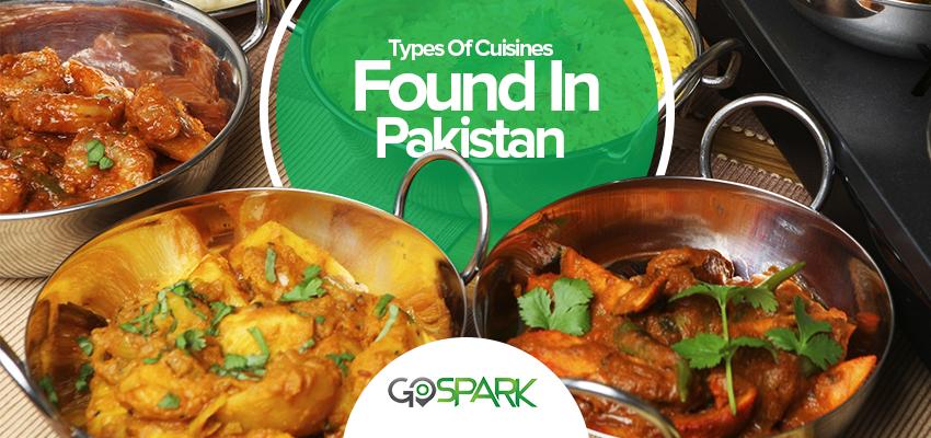 types of cuisines in pakistan